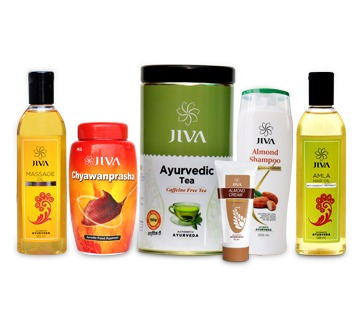 JIVA Winter Care Combo at Rs.624