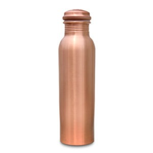 Jiva Store - Plain Copper Bottle