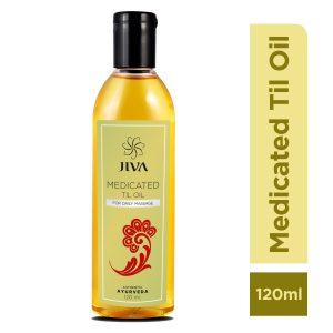 Jiva Store - Medicated Til Oil