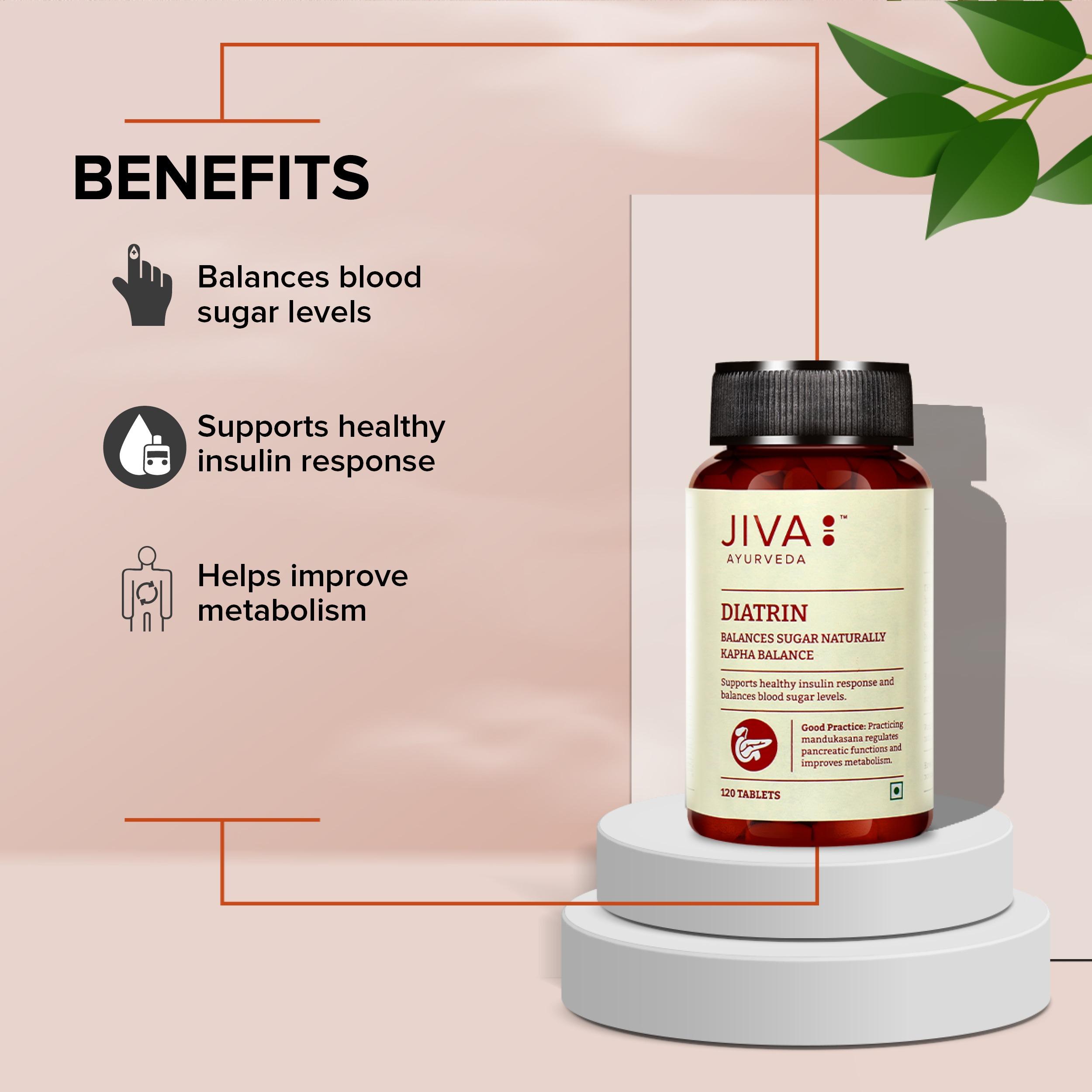 Jiva Store - Diatrin-Benefits