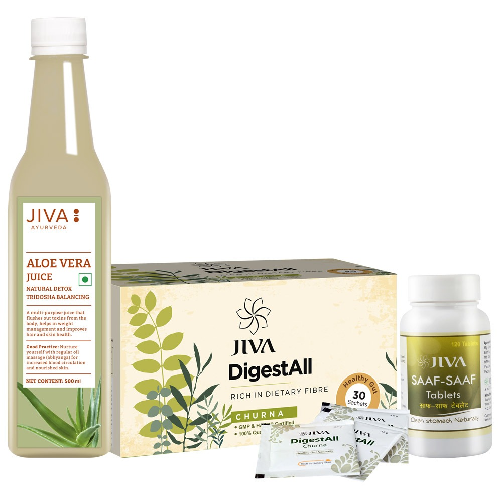 Jiva Store - Digestive Health Combo