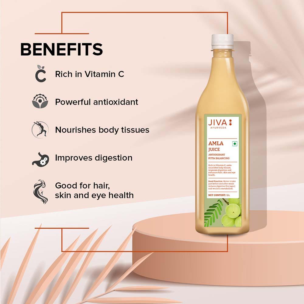 benefits of jiva amla juice