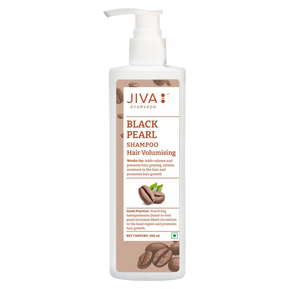 jiva ayurveda black pearl shampoo