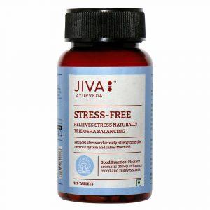 Jiva Stress free tab