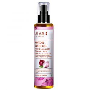 Buy jiva ayurveda Onion Hair Oil