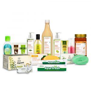 Jiva Monthly beauty pack