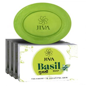Jiva Store - Basil/Tulsi Soap