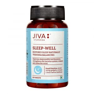 Jiva Ayurveda - sleepwell tablets