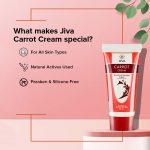 Jiva Store - Carrot Cream