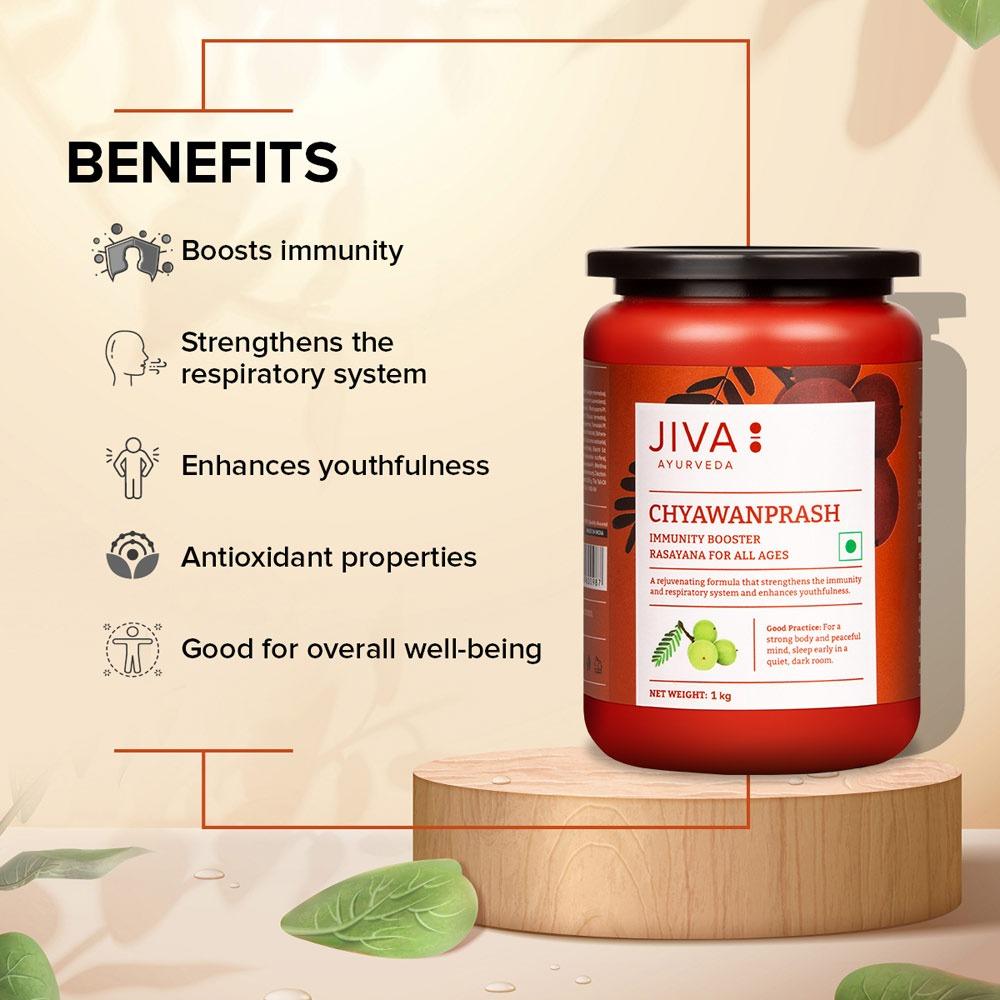 benefits of jiva ayurveda chyawanprash