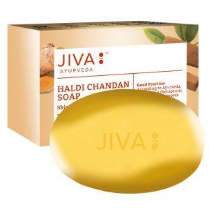 Jiva Store - Haldi Chandan Soap
