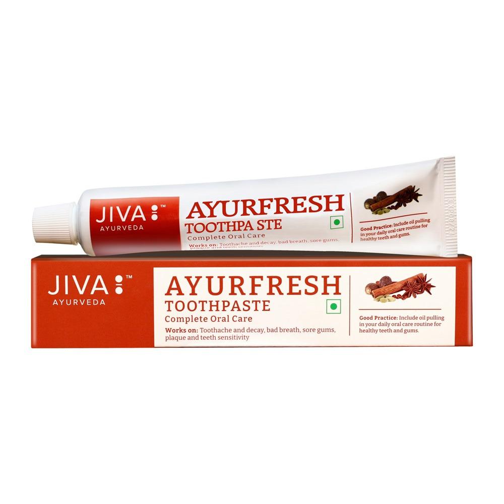 Jiva Store - Ayurfresh Toothpaste